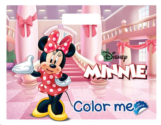 Minnie Color me