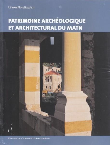 Patrimoine Archeologique Et Architectural Du Matn