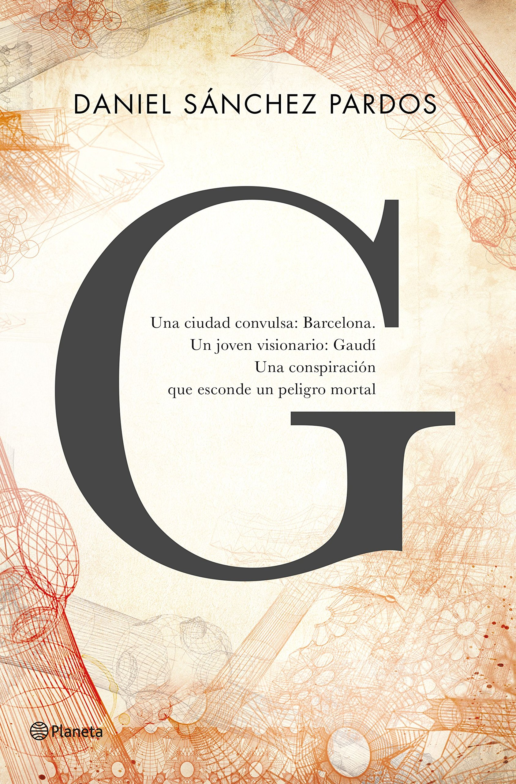 G (la novela de Gaudi)