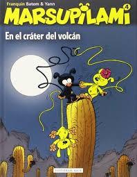 EN EL CRATER DEL VOLCAN