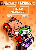 TE LO MERECES COMIC