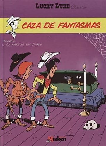 LUCKY LUKE CAZA DE FANTASMAS