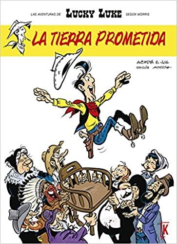 LUCHY LUKE LA TIERRA PROMETIDA