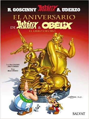 El aniversario de Asterix y Obelix