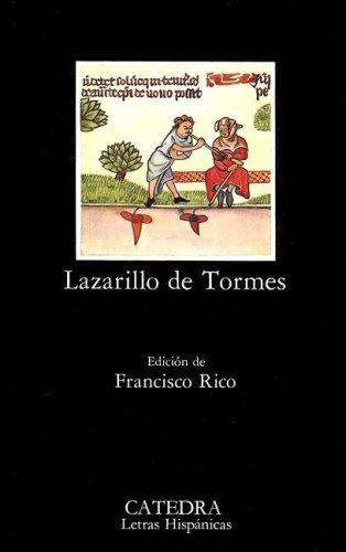 Lazarillo de tormes catedra