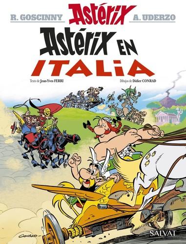 Asterix En Italia ('Asterix', 37)