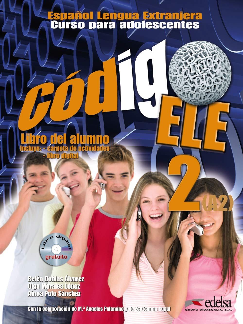 Codigo Ele: Libro Del Alumno + Libro Digital (CD-Rom) 2