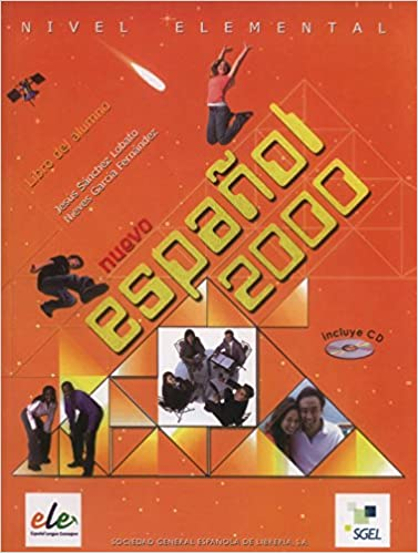 NUEVO ESPANOL 2000 1  ALUMINO + CD