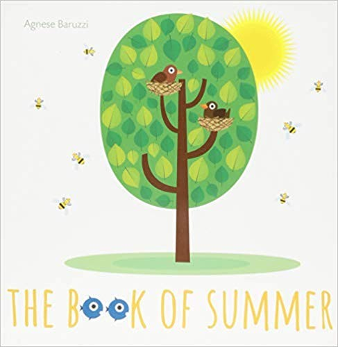 The Book of Summer (My First Book) Board book