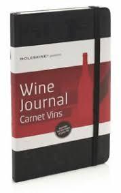 Moleskine Passion Notebook: Wine