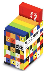 Flip and Fun: Fruit Boxset: A Flipbook for Little Fingers and Colour Lovers