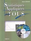 Statistiques Appliquées Pour Tous T.2