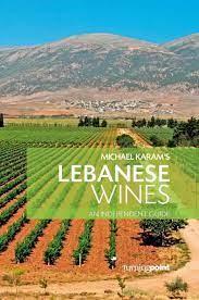 Michael Karam's Lebanese Wines