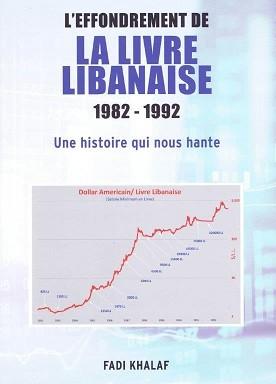 L'EFFONDREMENT DE LA LIVRE LIBANAISE 1982 - 1992