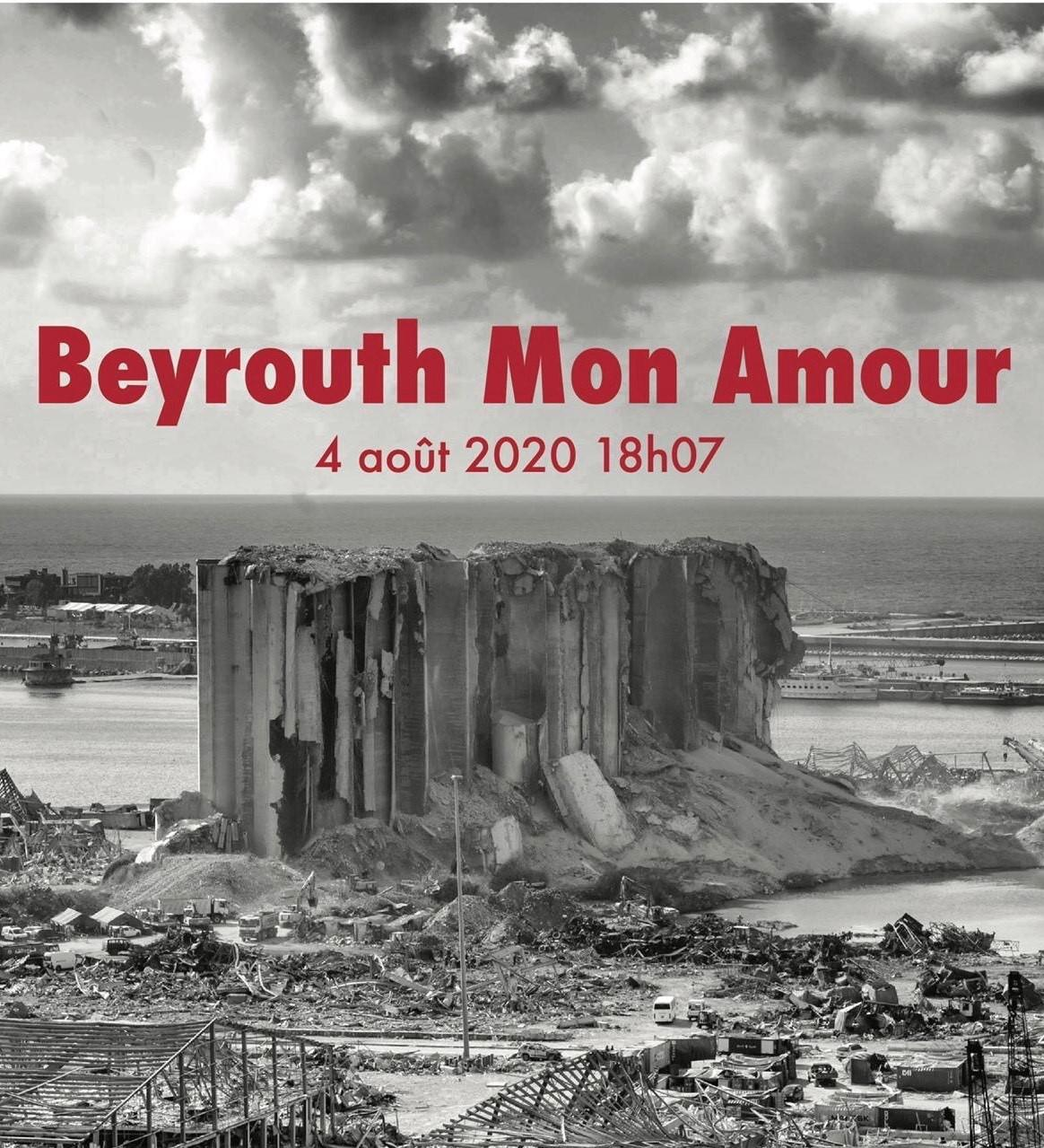 Beyrouth mon amour