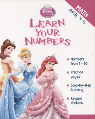 Learn Your Numbers, Princess