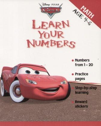 Learn Your Numbers, Cars