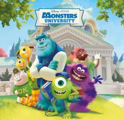 Monsters University - عربي - Pixar
