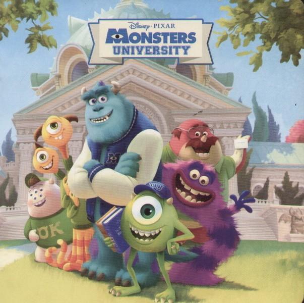 Monsters University - Pixar
