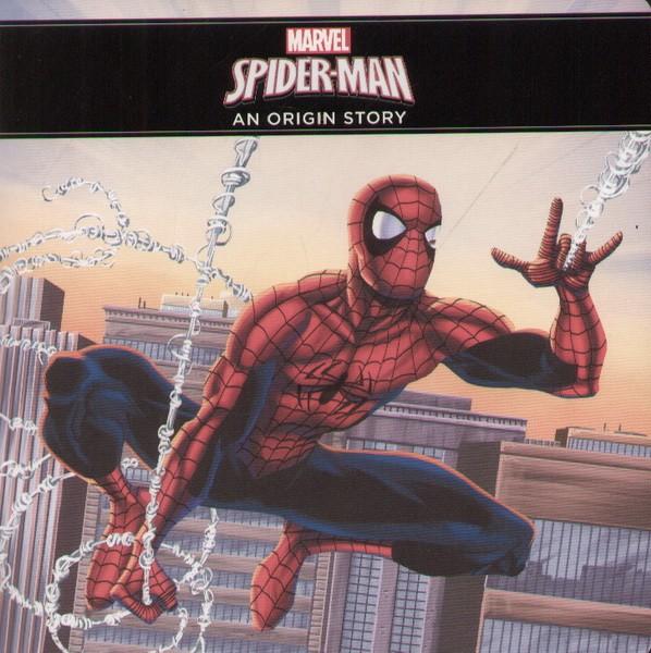 Spider-Man - An Origin Story - Marvel