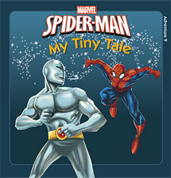 Spider-Man Versus The Chameleon