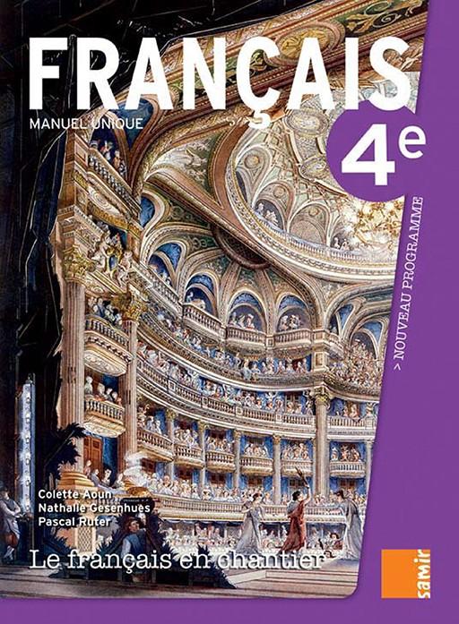 Le Francais En Chantier Eb8 Livre