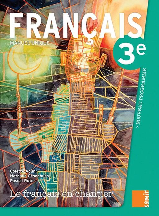 Le Francais En Chantier Eb9 Livre