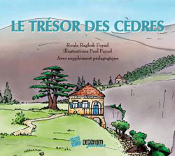 Le trésor des cèdres