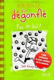 JOURNAL D'UN DEGONFLE-8-PAS DE BOL!