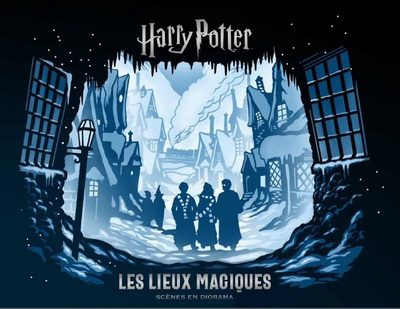 HARRY POTTER - LES LIEUX MAGIQUES - SCENES EN DIORAMA