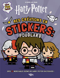 Harry Potter - Mes Creations En Stickers : Poudlard