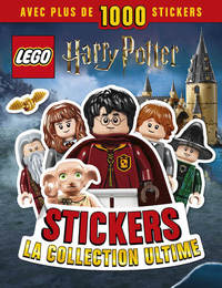 Lego Harry Potter - Stickers : La Collection Ultime