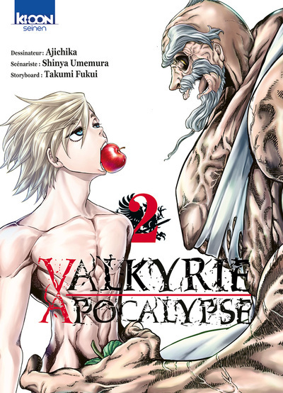 Valkyrie Apocalypse T02 - Volume 02
