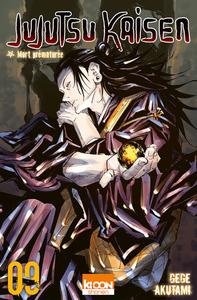 Jujutsu kaisen, Vol. 9. Mort prématurée