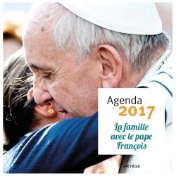 Agenda 2017 La Famille Avec Le Pape Francois