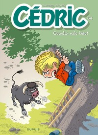 Cédric Volume 34, Couché, sale bête !